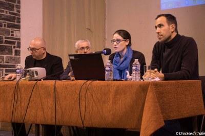 Conférence catholicisme corrézien 08 02 2018