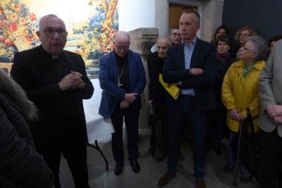 Inauguration de l'exposition sur l'histoire du diocèse - 01 02 2018 (8).jpg