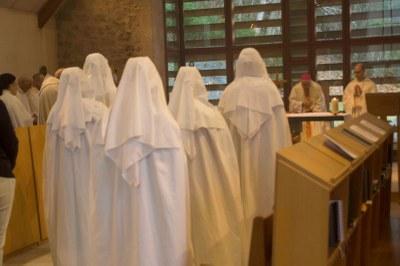Installation des soeurs au Jassonneix (1)