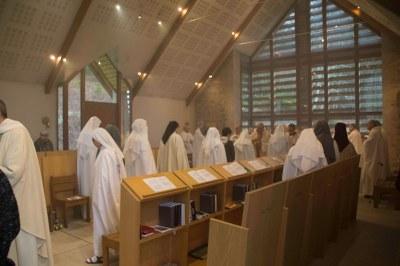 Installation des soeurs au Jassonneix (4)