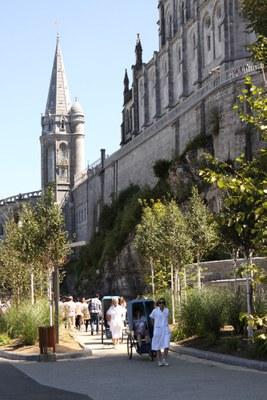 Pèleringae diocésain à Lourdes - Crédit  Jean-Denis PIOT et Josiane PHELIZON (1).jpg