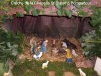Chapelle Saint Blaise Pompadour