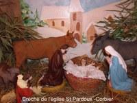 Eglise de Saint Pardoux Corbier